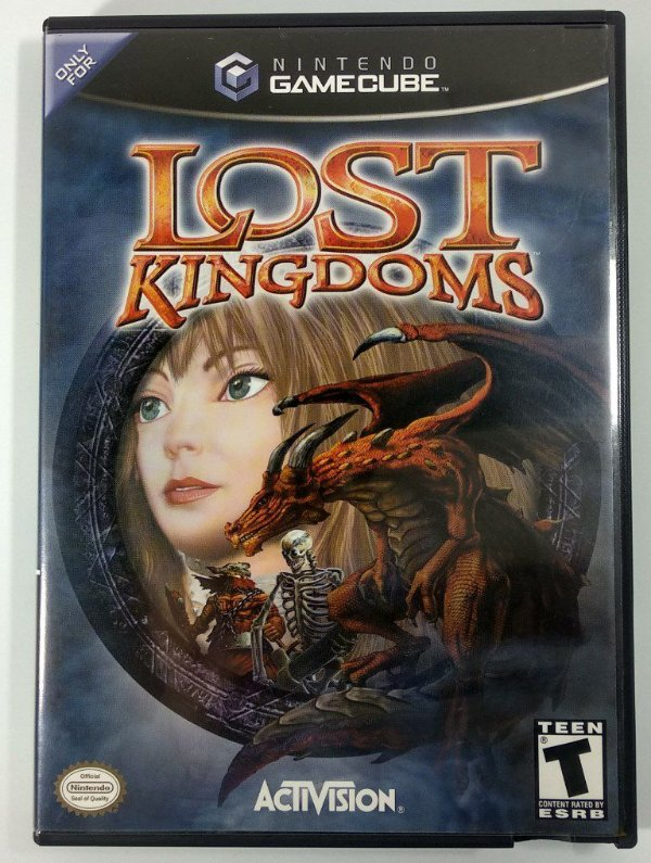 Lost Kingdoms Original - GC
