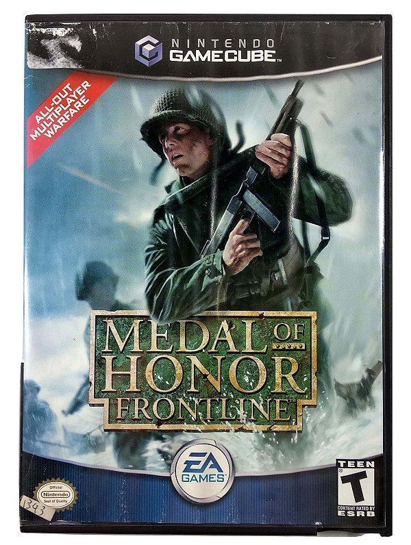 Medal of Honor Frontline Original - GC