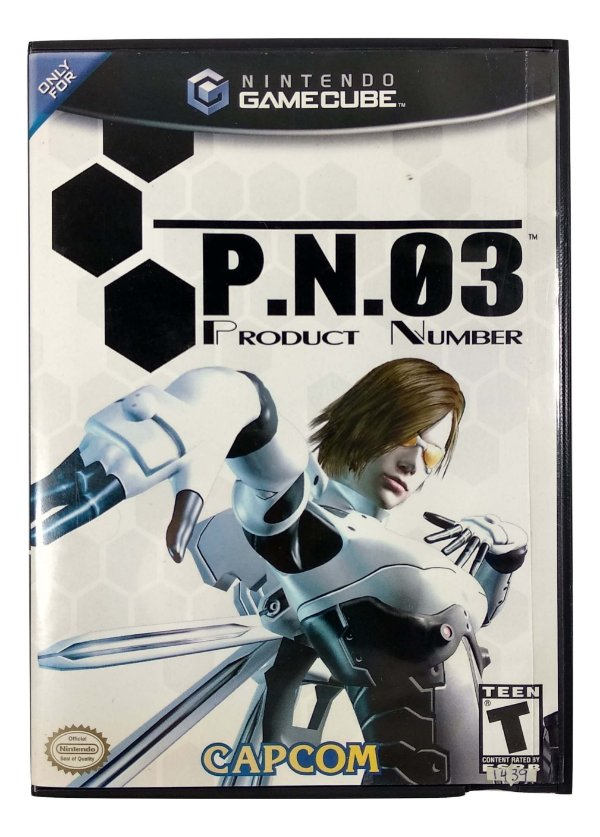 Product Number P.N. 03 Original - GC