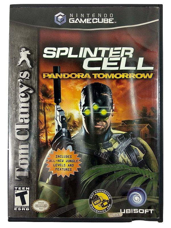 Tom Clancy's Splinter Cell Pandora Tomorrow Original - GC