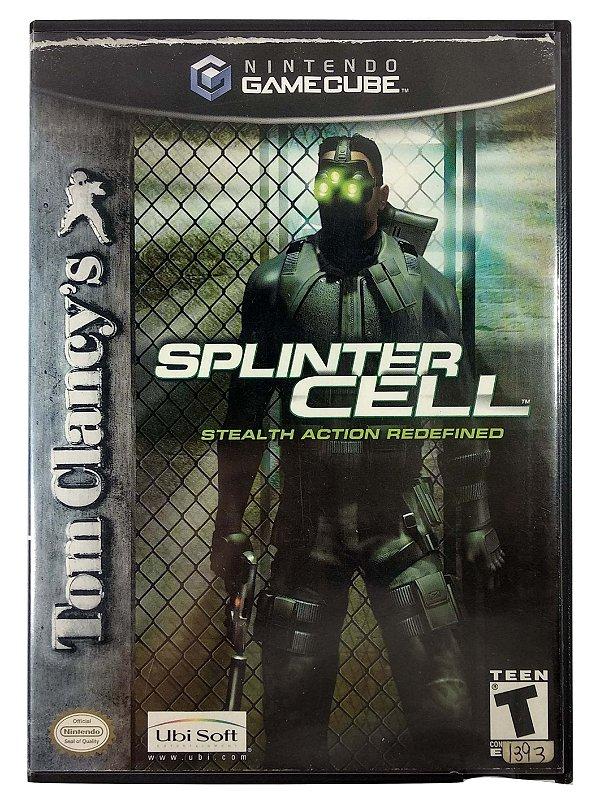 Tom Clancy's Splinter Cell Original - GC