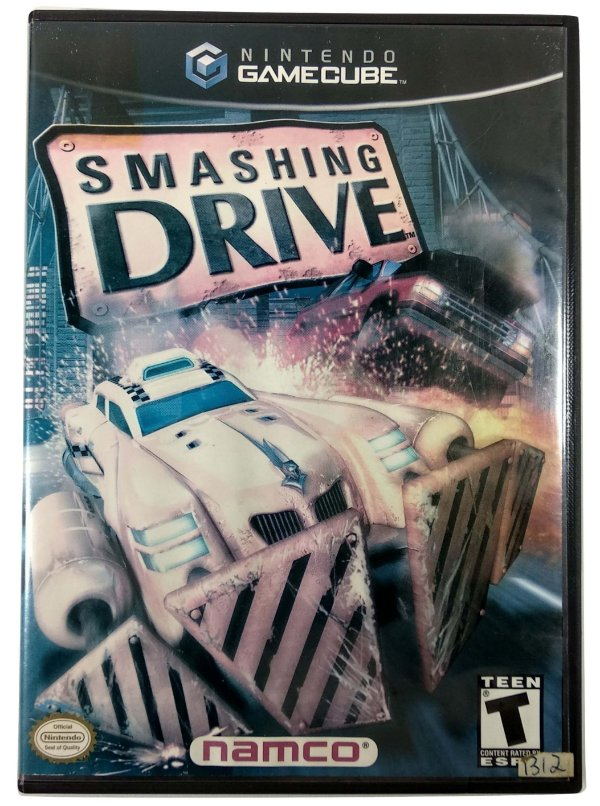 Smashing Drive Original - GC