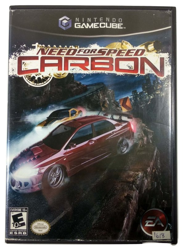 Need for Speed Carbon Original - GC