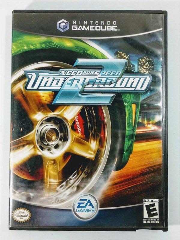 Need for Speed Underground 2 Original - GC