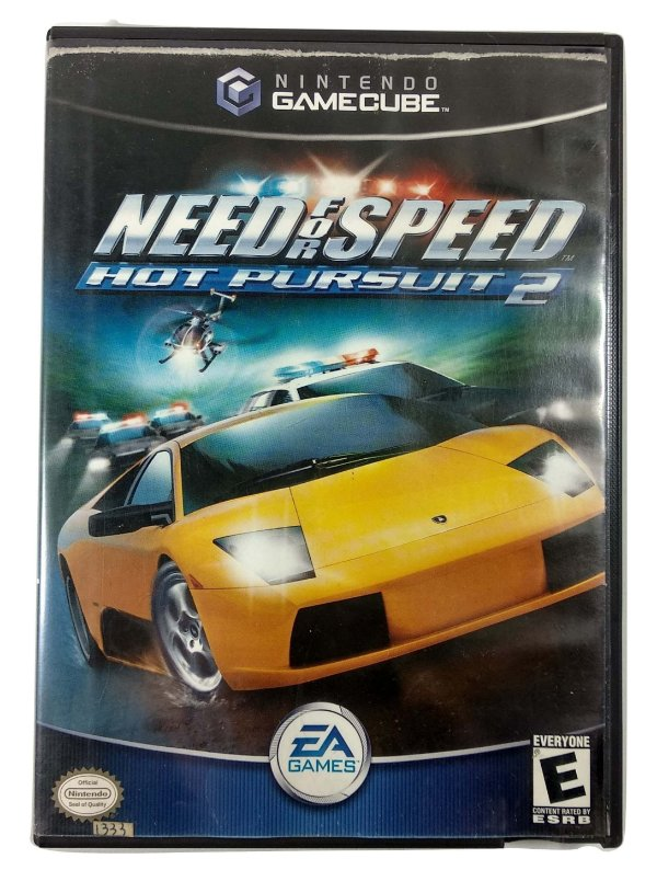 Need for Speed Hot Pursuit 2 Original - GC
