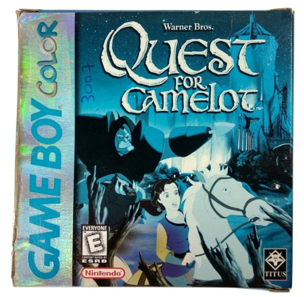 Quest for Camelot Original - GB