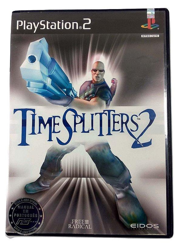 Time Splitters 2 Original - PS2