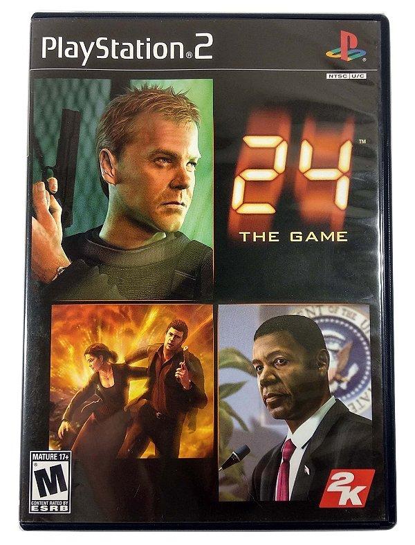 24 The Game Original - PS2