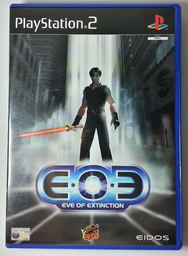 E.O.E Eve of Extinction [EUROPEU] - PS2