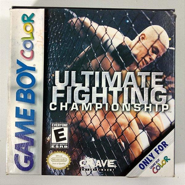 Ultimate Fighting Championship Original - GBC