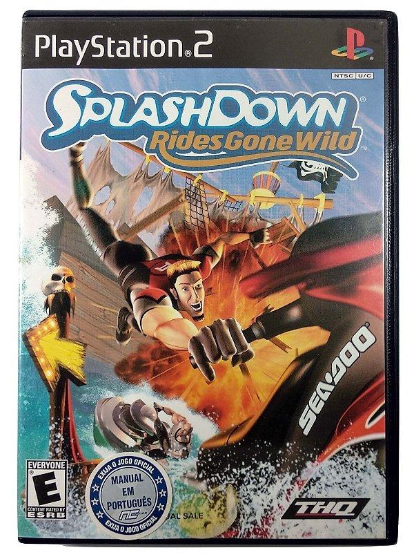 Splashdown Rides Gone Wild Original - PS2