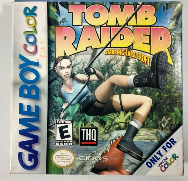 Tomb Raider Original - GBC