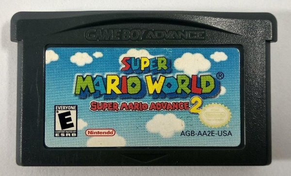 Super Mario World ORIGINAL - GBA