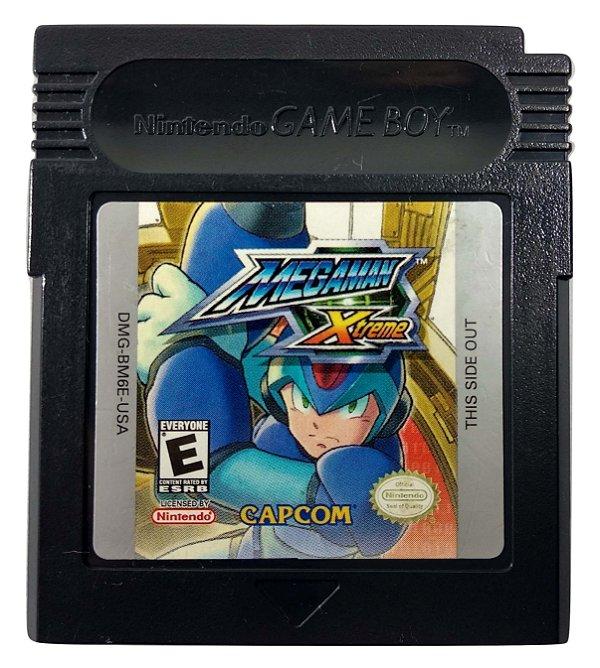 Megaman Xtreme Original - GB
