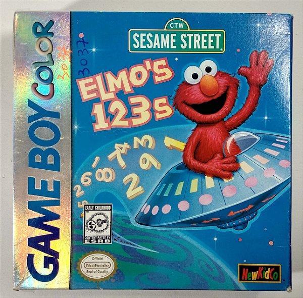 Elmos 123s Original - GB