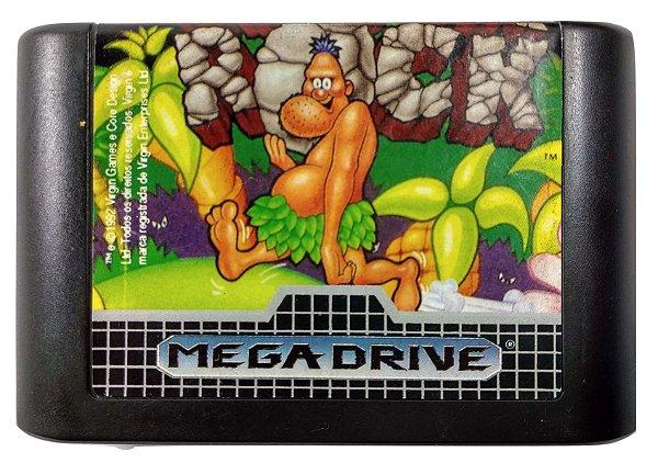 Chuck Rock Original - Mega Drive
