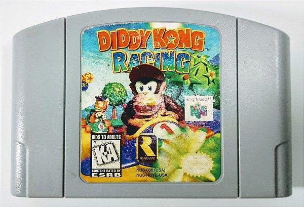 Diddy Kong Racing Original - N64