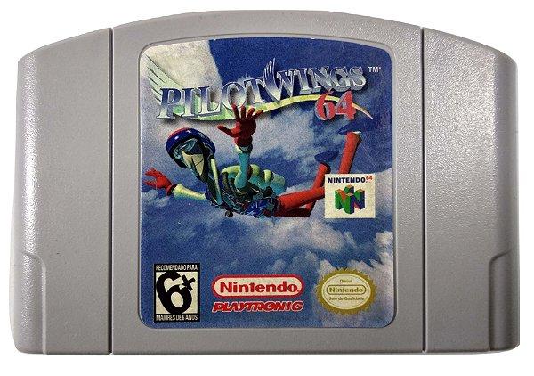 Pilotwings 64 Original - N64