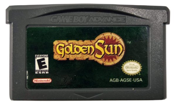 Golden Sun ORIGINAL - GBA