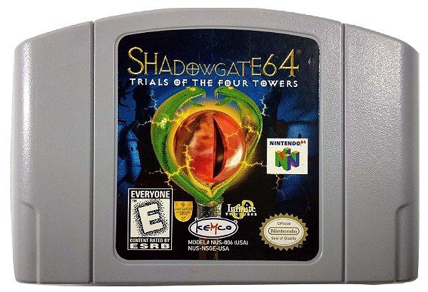 Shadowgate 64 Original - N64