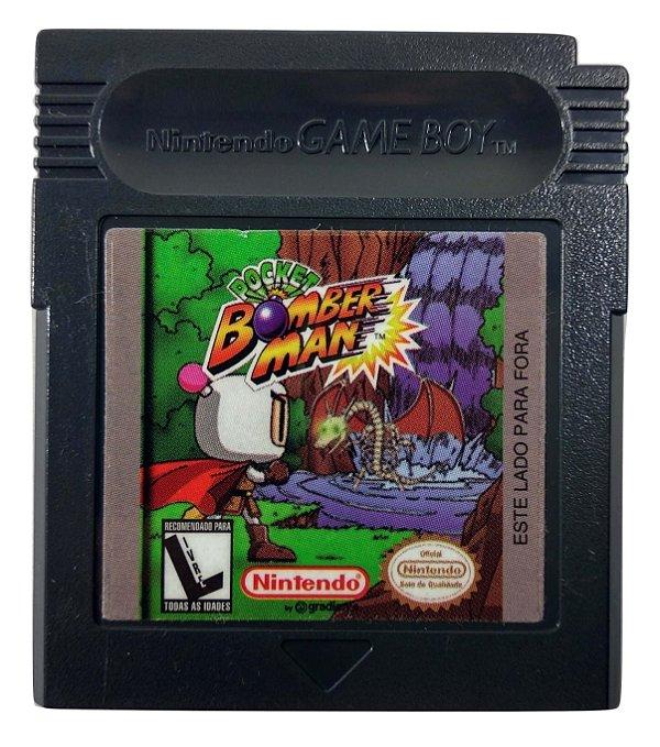 Pocket Bomberman Original - GB