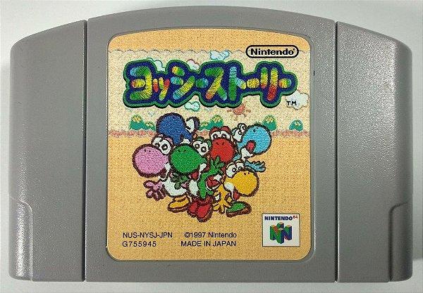 Yoshis Story Original [Japonês] - N64