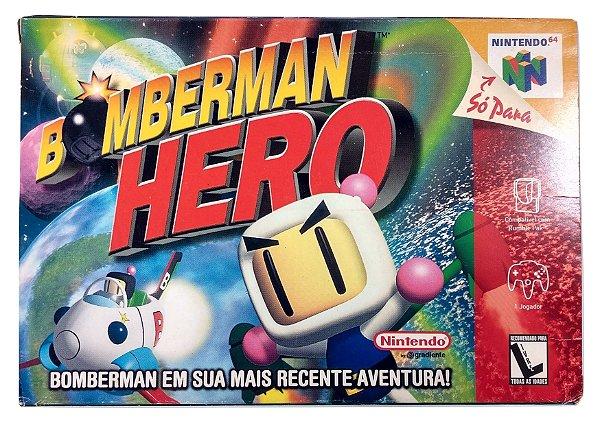 Bomberman Hero Original - N64
