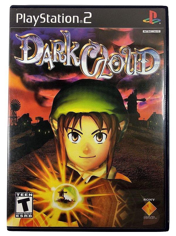 Dark Cloud Original - PS2