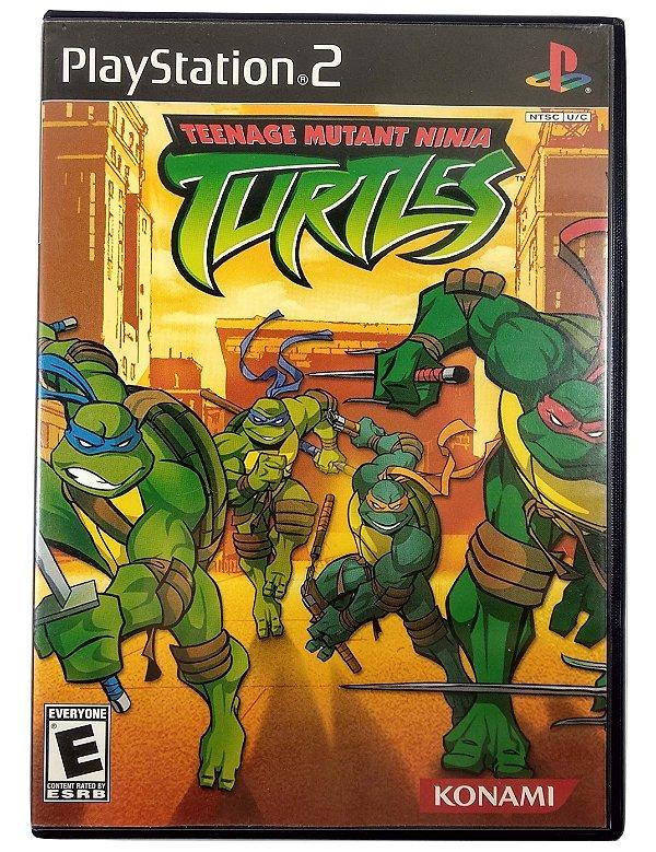 Turtles Original - PS2