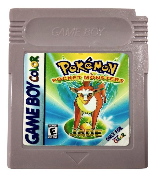 Pokemon Jade - GBC