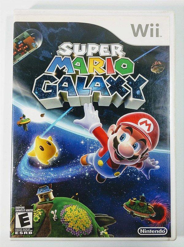 Super Mario Galaxy Original - Wii