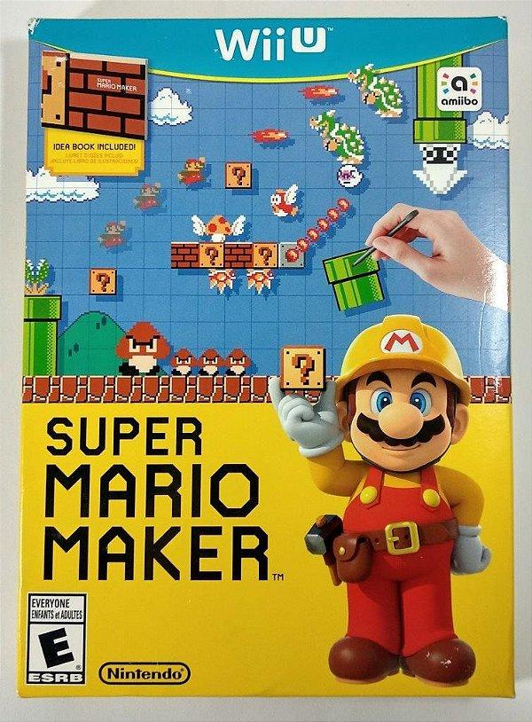 Super Mario Maker Original - Wii U