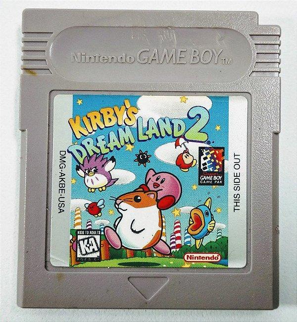Kirbys Dream Land 2 ORIGINAL - GB