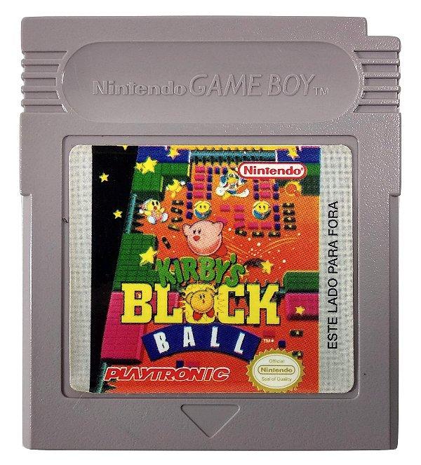 Kirbys Block Ball ORIGINAL - GB