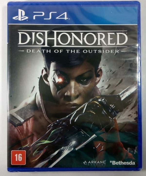 Dishonored (lacrado) - PS4