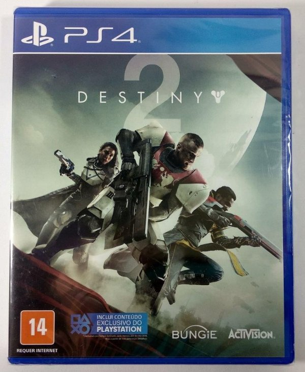 Destiny 2 (lacrado) - PS4