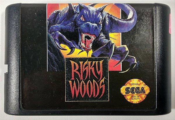 Risky Woods - Mega Drive