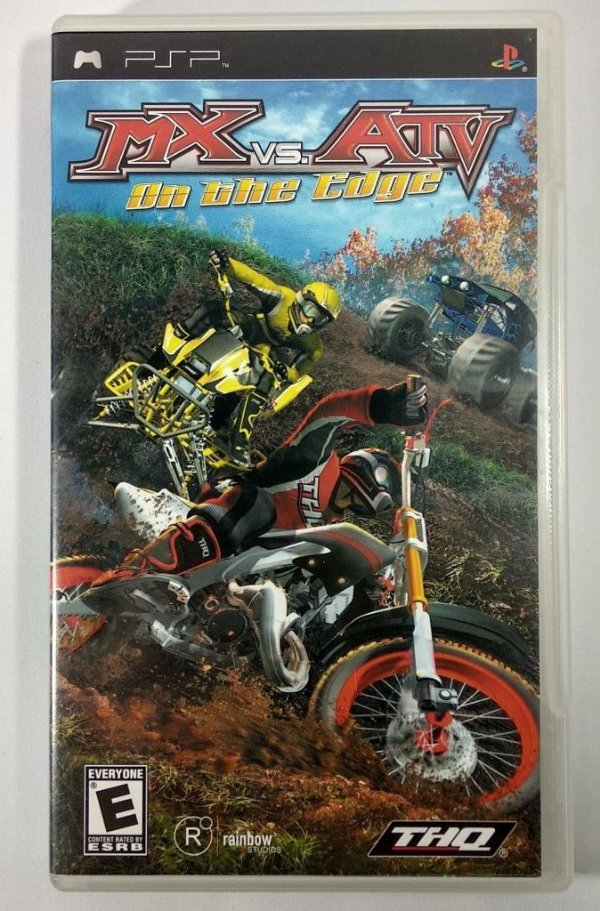MX vs. ATV on the Edge Original - PSP