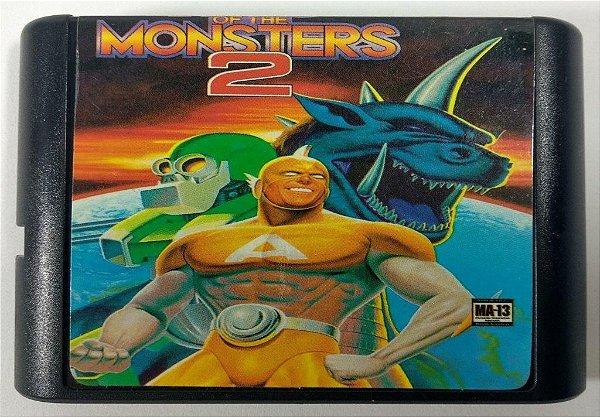 King of hte Monsters 2 - Mega Drive