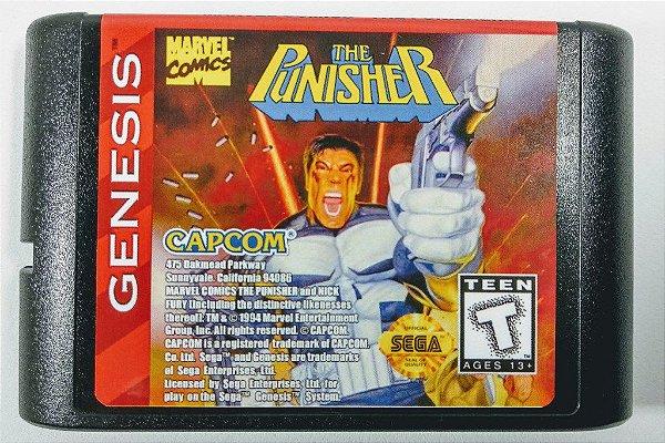 The Punisher - Mega Drive