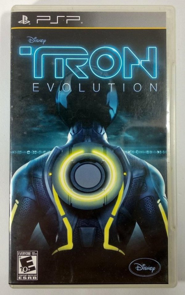 Tron Evolution Original - PSP