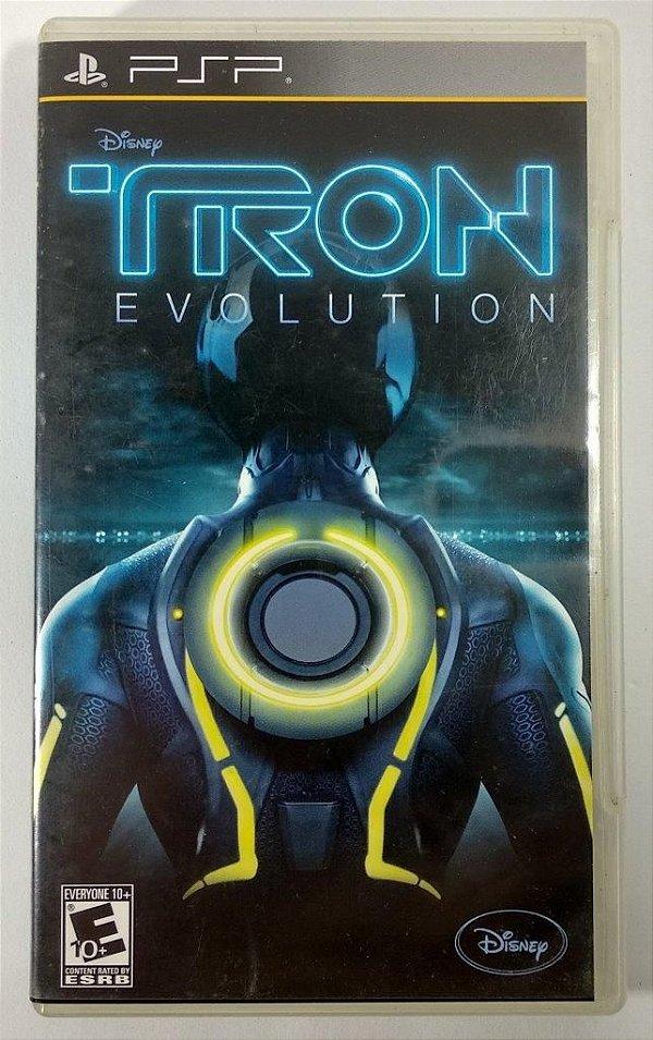 Tron Evolution Original - PSP