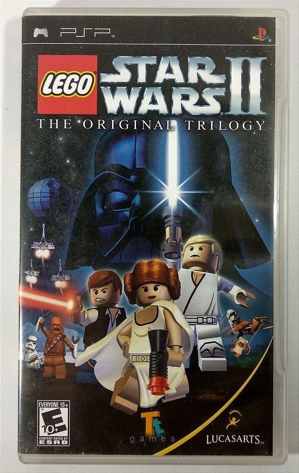 Lego Star Wars II Original - PSP