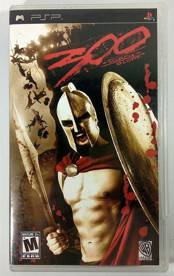 300 March to Glory Original - PSP
