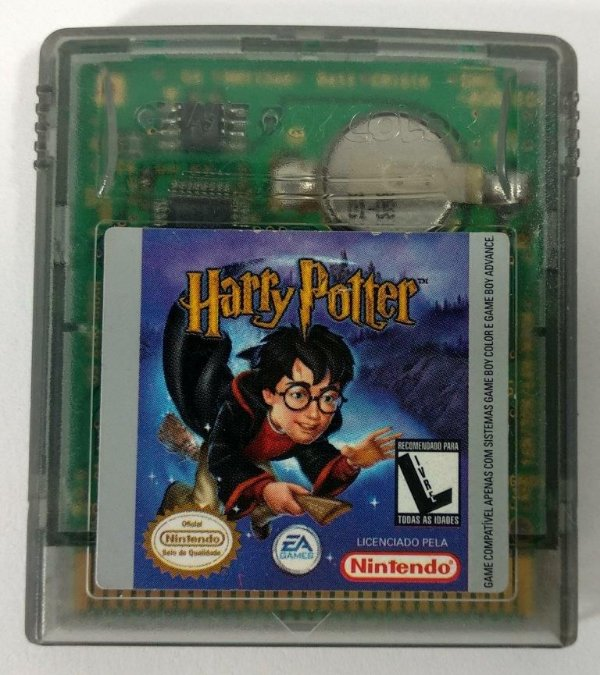 Harry Potter Original - GBC