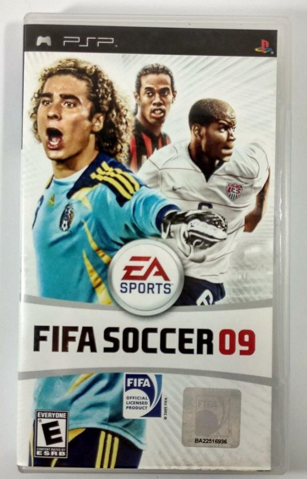 Fifa Soccer 09 Original - PSP