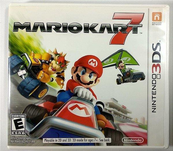 Mario Kart 7 Original - 3DS