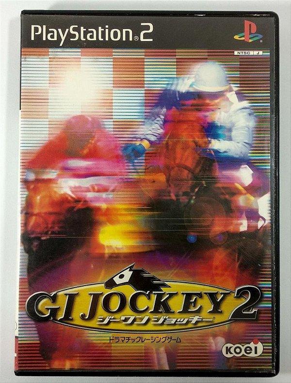 GI Jockey 2 Original [JAPONÊS] - PS2
