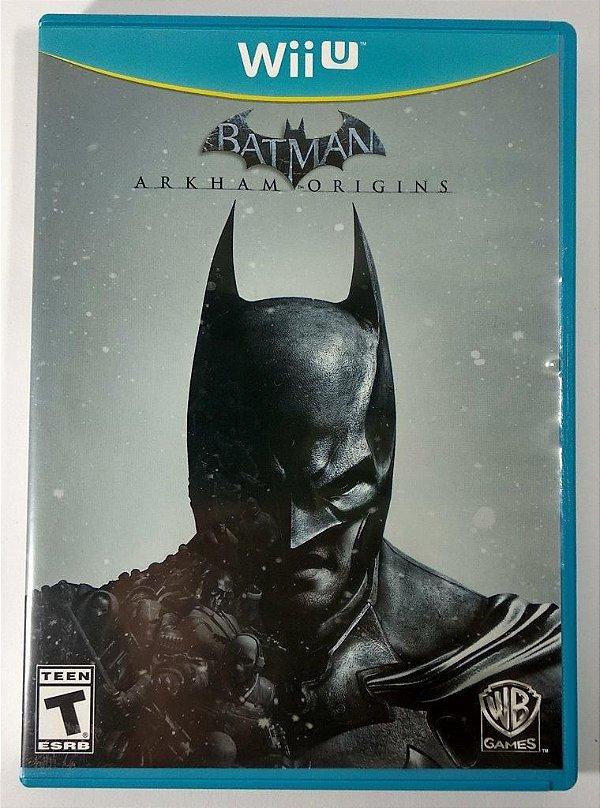 Batman Arkham Origins Original - Wii U