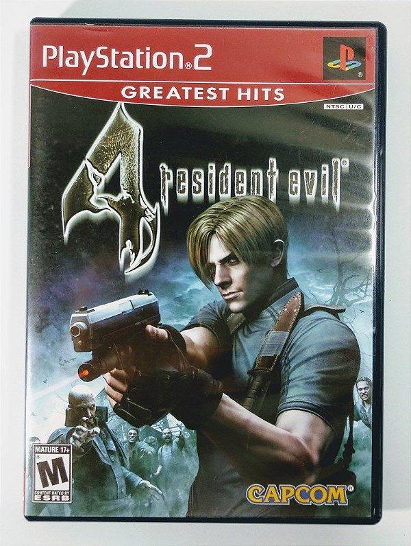 Resident Evil 4 Original - PS2